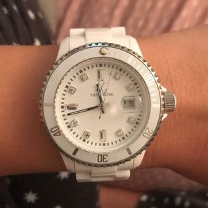 Toy Watch Plasteramic with crystal dial